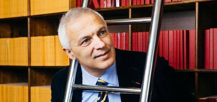 Συνέντευξη του Νούτσιο Όρντινε στο περιοδικό Vakxikon.gr